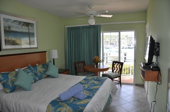 Oyster Bay Beach Resort: This is the room, a studio