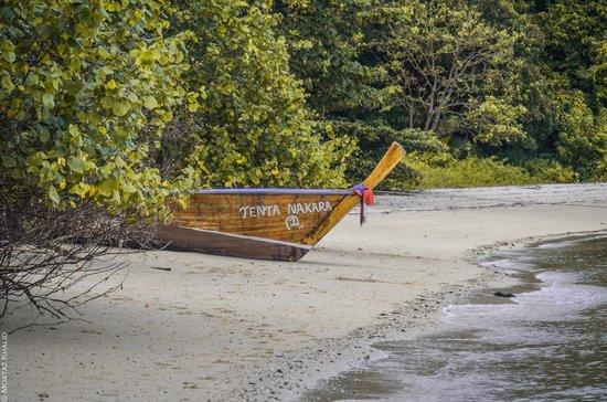 Tenta Nakara : Beach