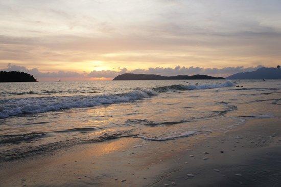 Tengah Beach: beach@sunset