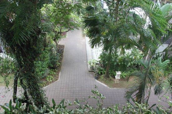 Puri Saron Seminyak: Gardens