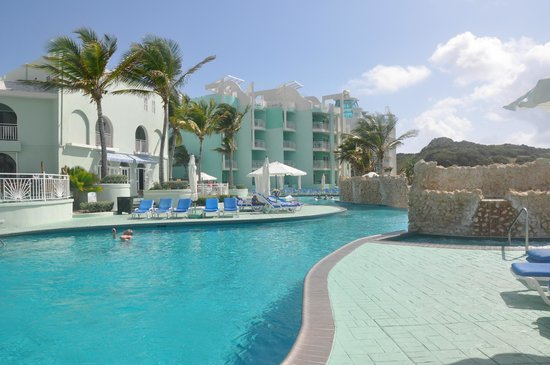 Oyster Bay Beach Resort: Pool