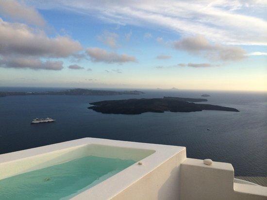 Avianto Suites : La terrasse