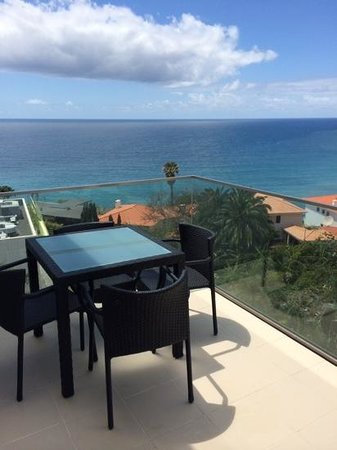 Golden Residence: terrasse