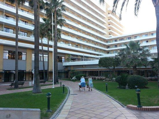 Sol Don Marco: Interior Hotel