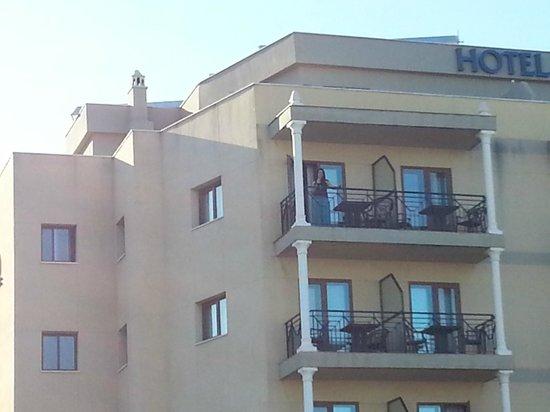 Sol Don Marco: Vista Habitacion