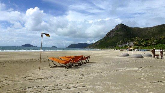 Six Senses Con Dao: Beach