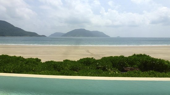 Six Senses Con Dao: View from the room