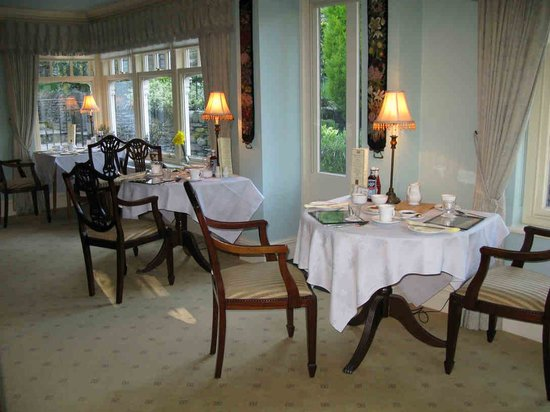 Storrs Gate House : Breakfast room