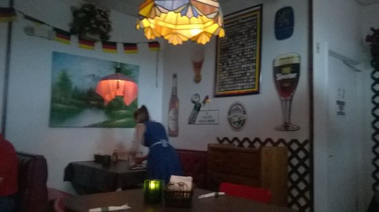 Edelweiss : one of the dinning rooms