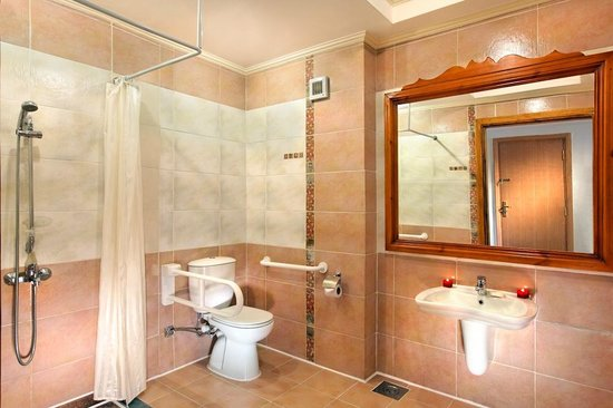 Aqua Blu Sharm: Bathroom