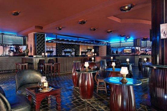 Aqua Blu Sharm: Jazz bar
