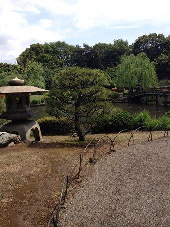 Shinjuku Gyoen National Garden: Shinjuku koen