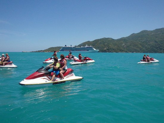 Labadee: Re-grouping and taking a short break