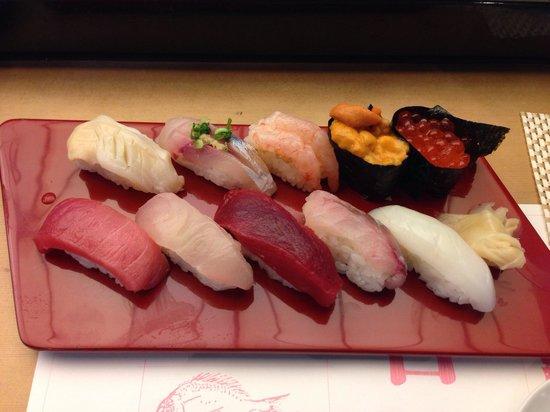 Minato Sushi : 特選やひこ