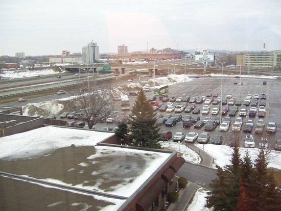 Sheraton Laval Hotel : view
