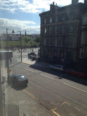 Hilton Edinburgh Grosvenor: Lovely view