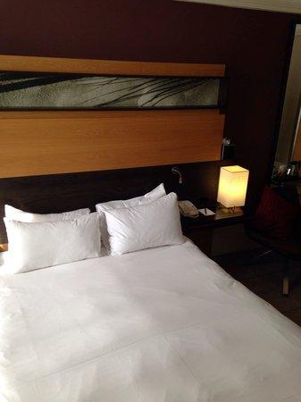 Hilton Edinburgh Grosvenor: Double compact room