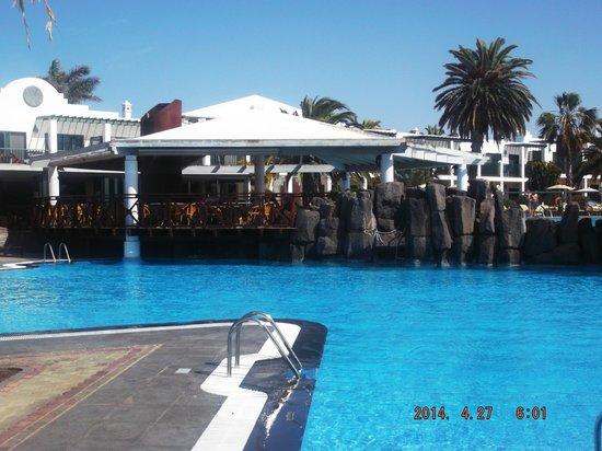Las Marismas de Corralejo: piscine