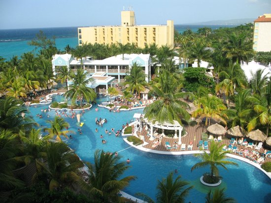 ClubHotel Riu Ocho Rios : View from room