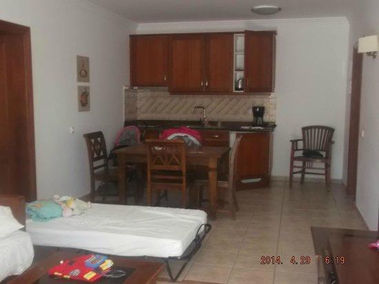 Las Marismas de Corralejo: appartement