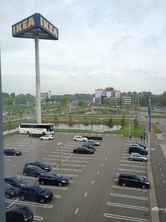 WestCord Hotel Delft: Ikea view