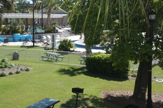 Holiday Inn Club Vacations South Beach Resort: From balcony of master