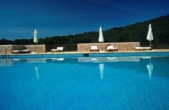 Hotel Rural Can Pujolet: Piscina Can Pujolet agroturismo Ibiza