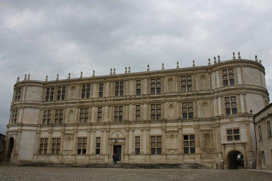 Chateau de Grignan: château de grignan