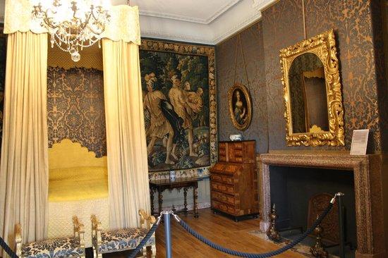 Château de Grignan : chambre