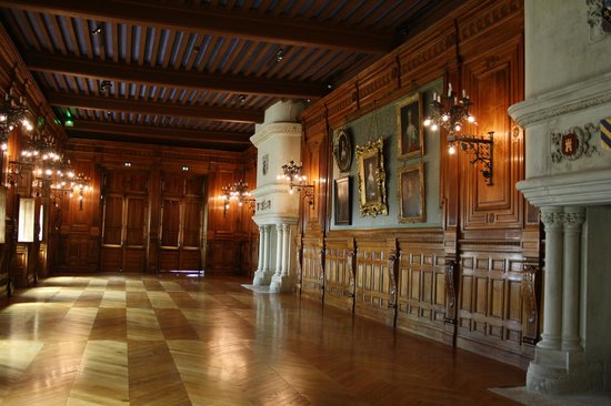 Château de Grignan : salon