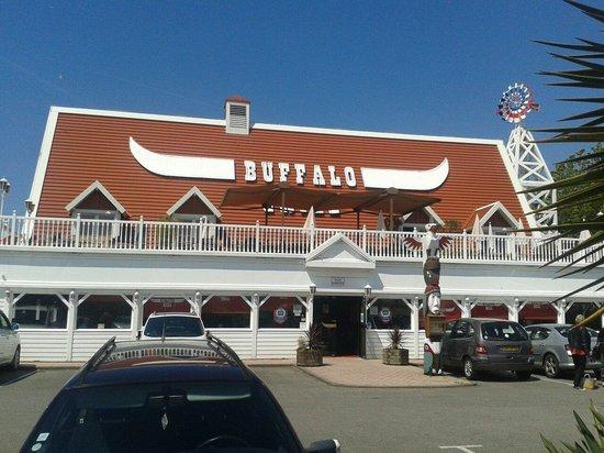 Buffalo grill caudan rue pierre landais restaurant - Buffalo grill accepte les cheques vacances ...
