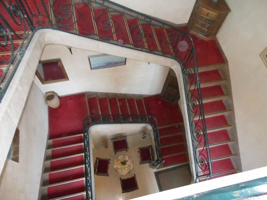 Hotel le Medieval: ah! le scale! belle però!