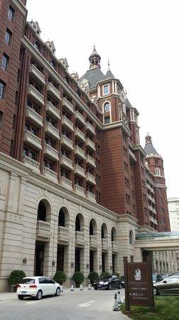 The Ritz-Carlton, Tianjin: outside view of hotel