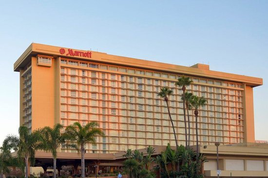 Los Angeles Airport Marriott: Marriott LAX