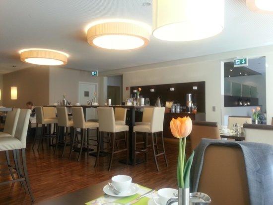 Heikotel - Hotel Am Stadtpark: Restaurant