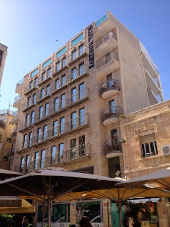 Arthur Hotel Jerusalem - an Atlas Boutique Hotel: The Arthur Hotel in Jerusalem
