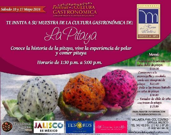 La Casa De Los Patios Hotel and Spa: Festival de la Pitaya, Sabado 17 de mayo 2014