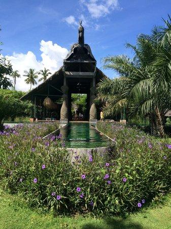 Hotel Tugu Lombok: Pool!