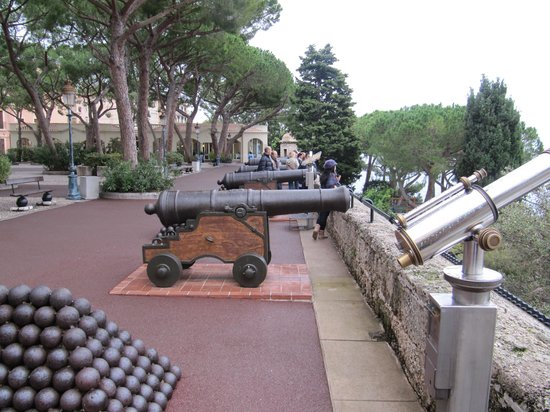 Prince's Palace (Palais du Prince) : монако