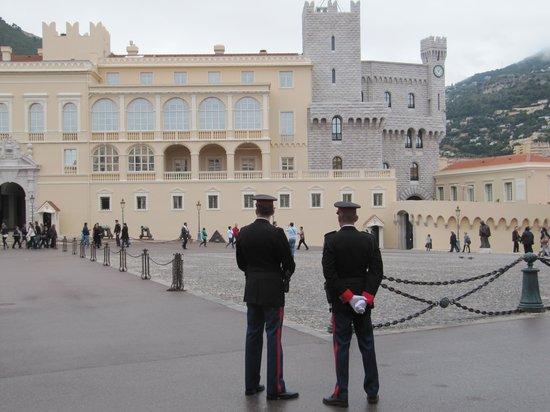 Prince's Palace : монако