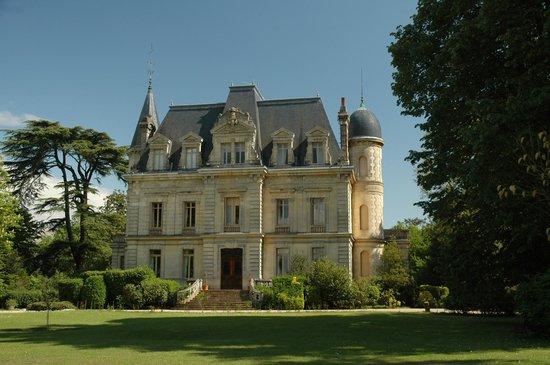 Chateau de Camperos : vue extérieure