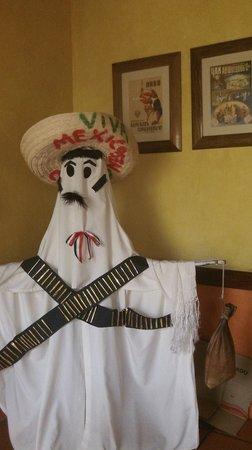 La Casa De Los Patios Hotel and Spa: Anima de Sayula en nuestro BAR