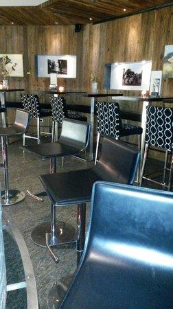 Hotel Concordia: The bar