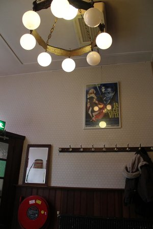 Restaurant Toscana: Interior