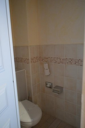 Hotel Daumesnil-Vincennes: Toilet