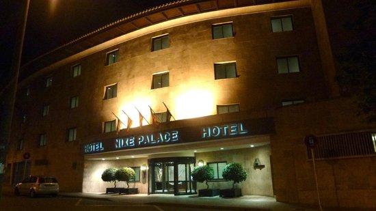 Hotel Nixe Palace: Aussenansicht