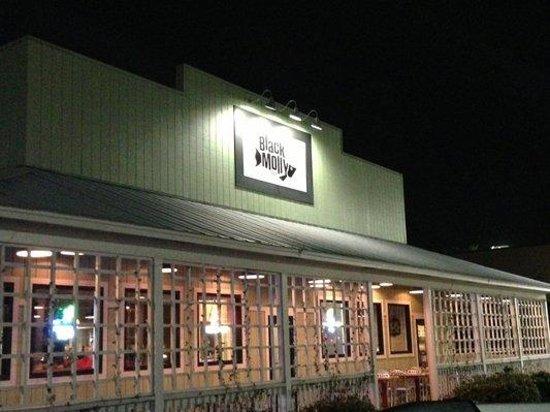 Black Molly Restaurant St Augustine Fl
