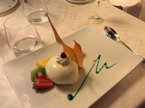 Ristorante Museo Caruso: dessert