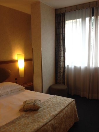 Mercure Roma West: Bom quarto