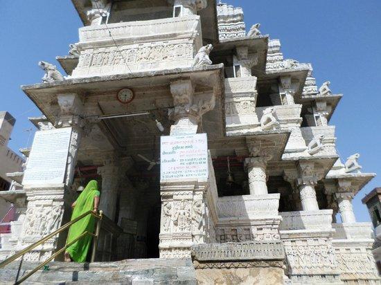 Ranakpur, الهند: temple jaïn de Surya et d' Adinath